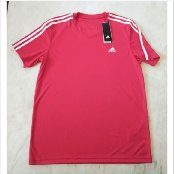 adidas Other - Adidas Men's Performance Tee 3S Stripe